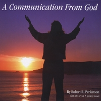 A Communication From God Cover